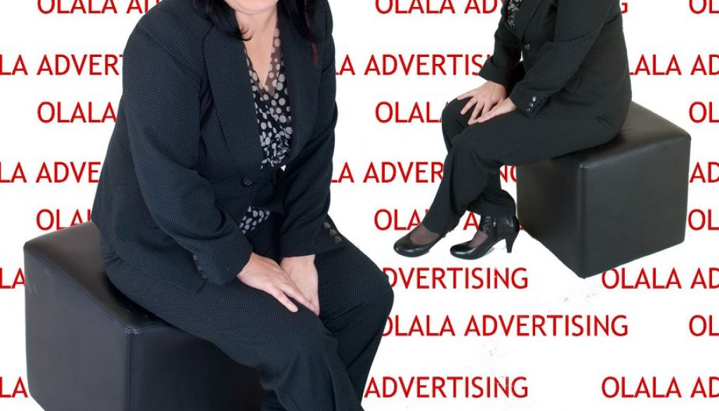 photo model olala advertising