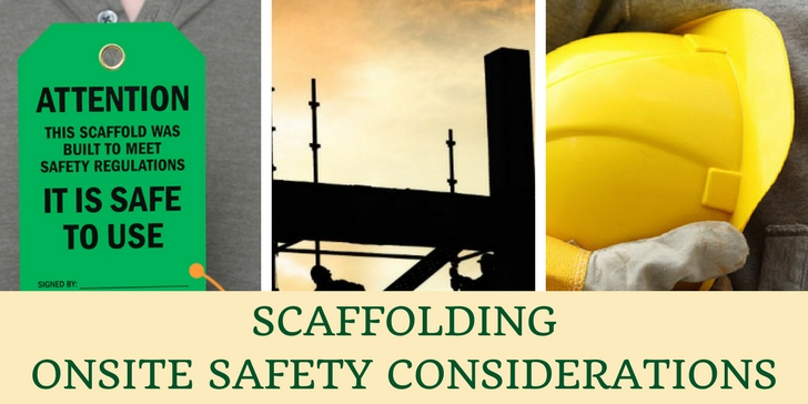 Onsite Safety Considerations: Scaffolding Vs Abseiling