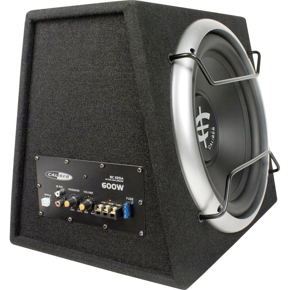How To Choose an Active Subwoofer For Cars