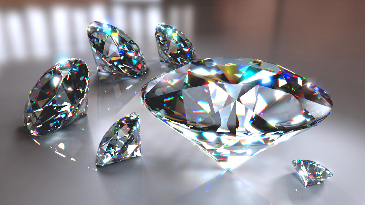 Cut, Colour, Clarity & Carat: 4 Cs of the Diamonds