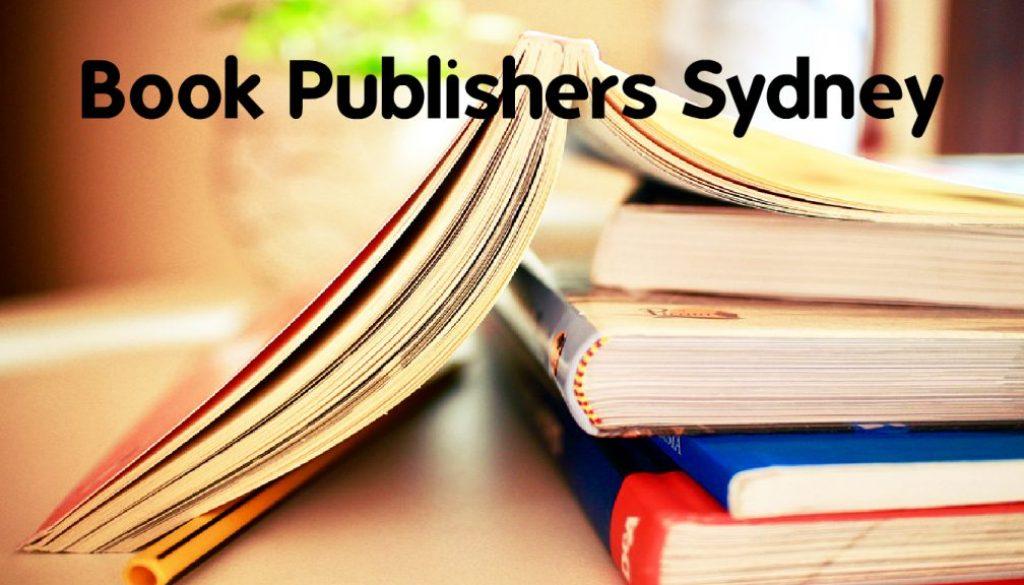 Book Publishers Sydney