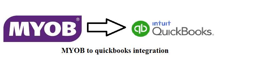 MYOB to Quickbooks Integration