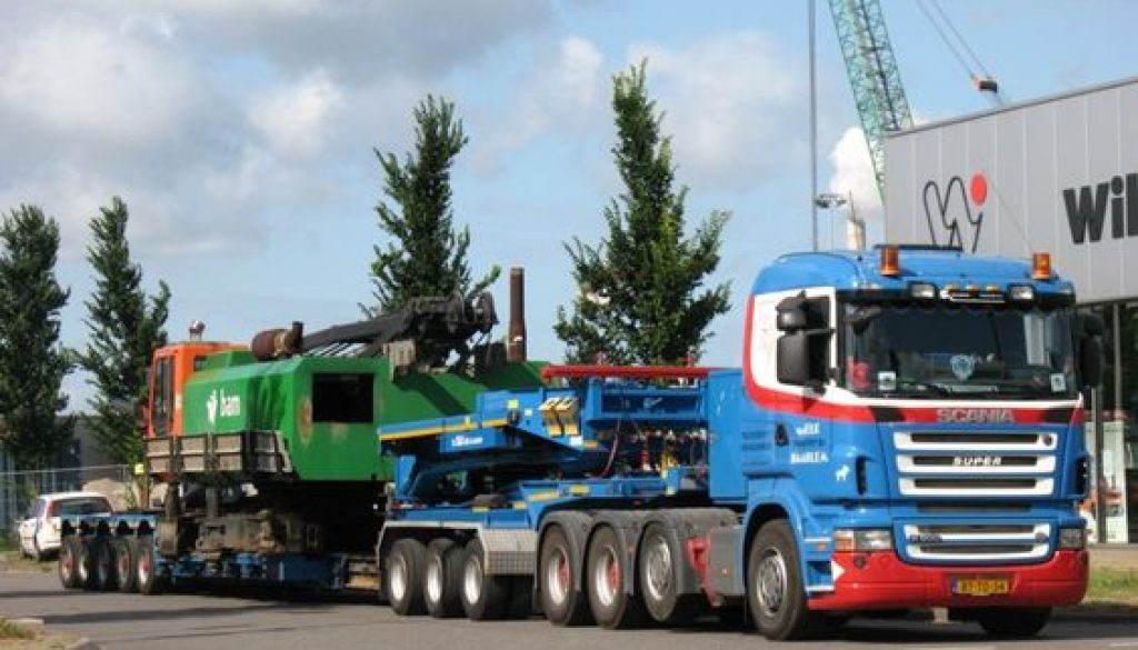 Heavy Haulage Transport
