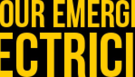 emergency electrician logo