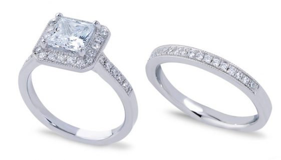 Finding the Difference Between Engagement and Wedding Rings