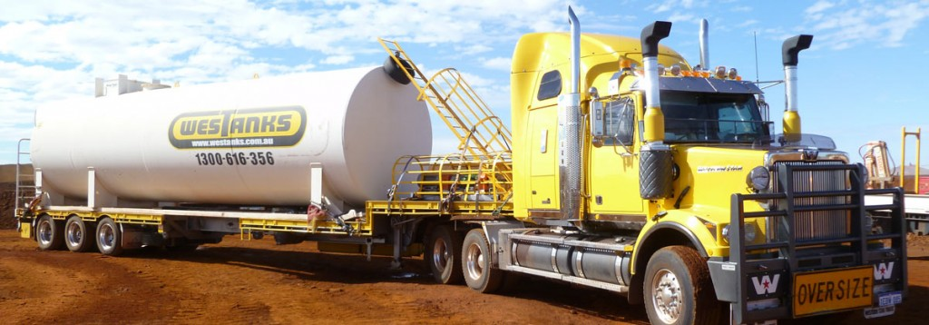 Self Bunded Fuel Tank Hire Australia